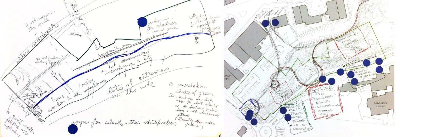 Julie Moir Messervy Design Studio Landscape Design for a ...