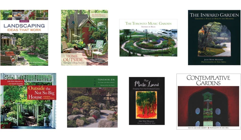 Browse & Buy All Books by Julie Moir Messervy
