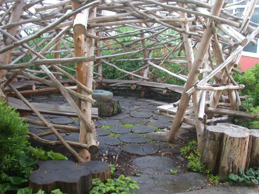 JMMDS Beaver Lodge at Shore Country Day School