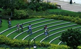 The Toronto Music Garden, Canada