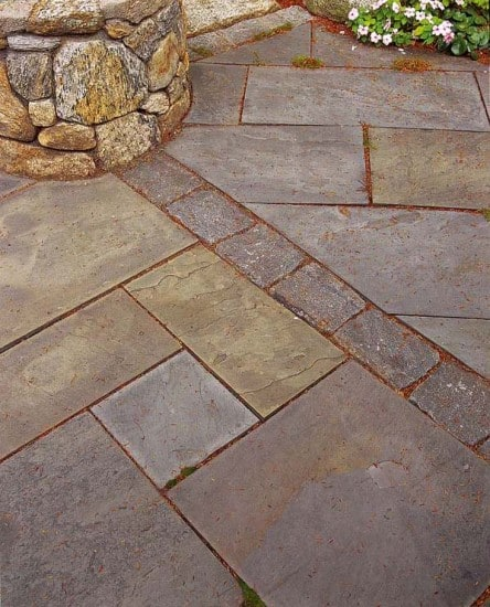 Stone detail | Landscape design by JMMDS, Photograph by Grey Crawford