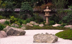 Museum of Fine Arts, Japanese Garden