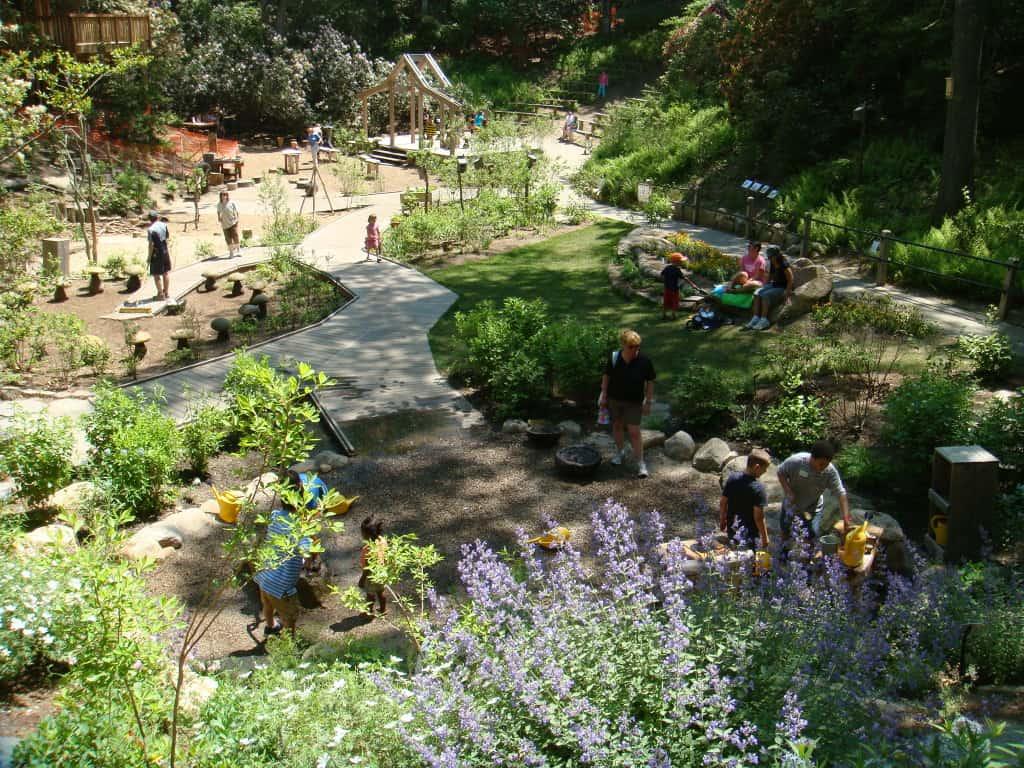 JMMDS Hidden Hollow at Heritage Museums and Gardens