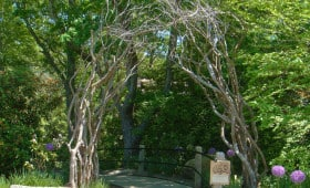 Hidden Hollow Children's Garden, MA