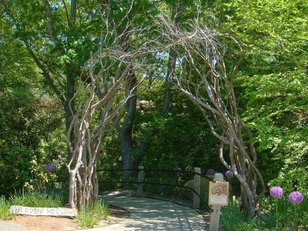 JMMDS HIdden Hollow entrance
