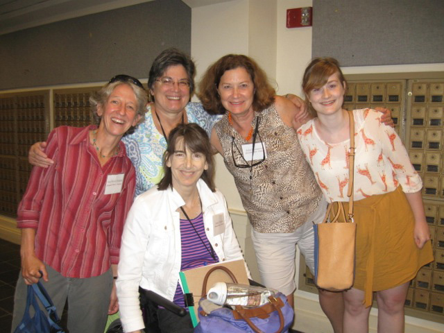 writer's conference photo