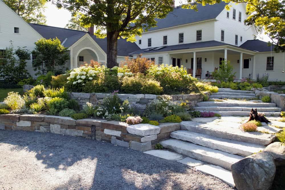 JMMDS New England Farmhouse, Photo by Randy O'Rourke 1