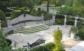 Bride's Garden, Franklin Park Conservatory