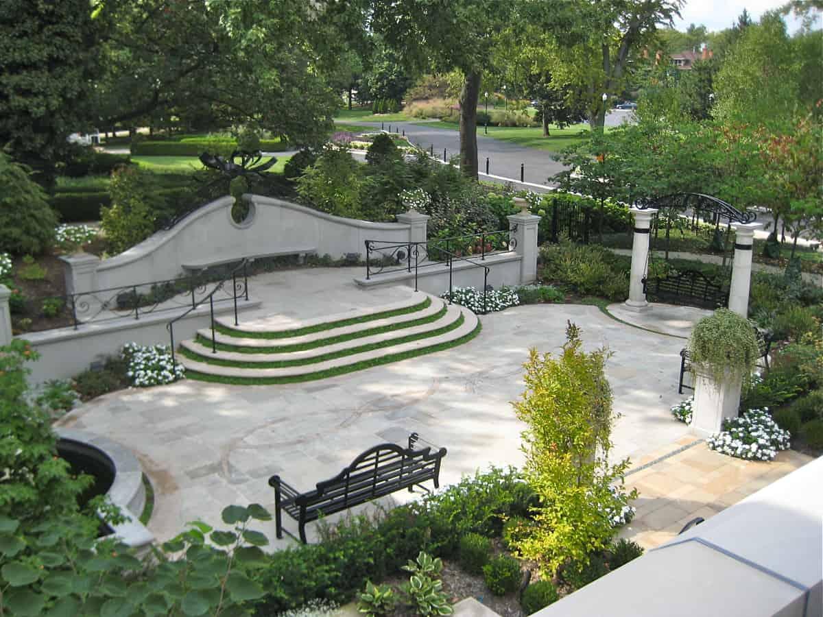 Julie Moir Messervy Design Studio franklin park conservatory