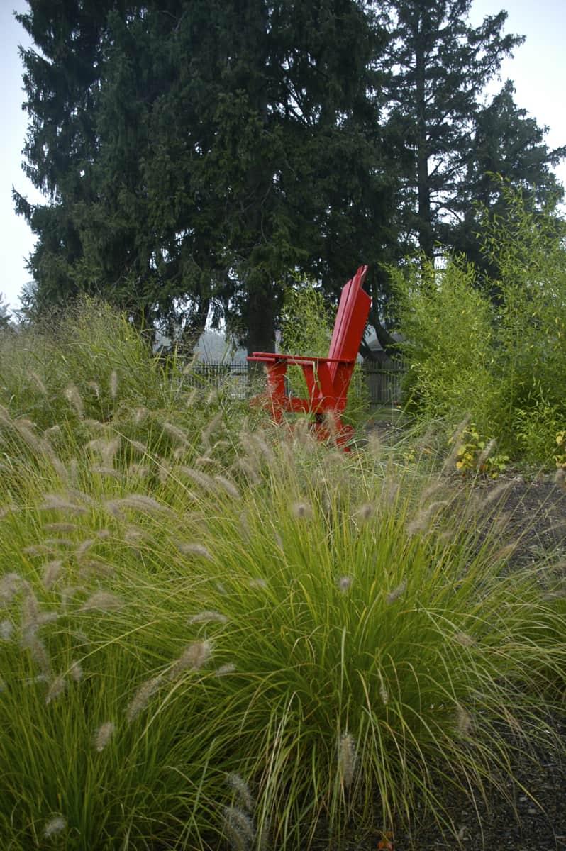 JMMDS Weezies Garden oversized adirondack chair
