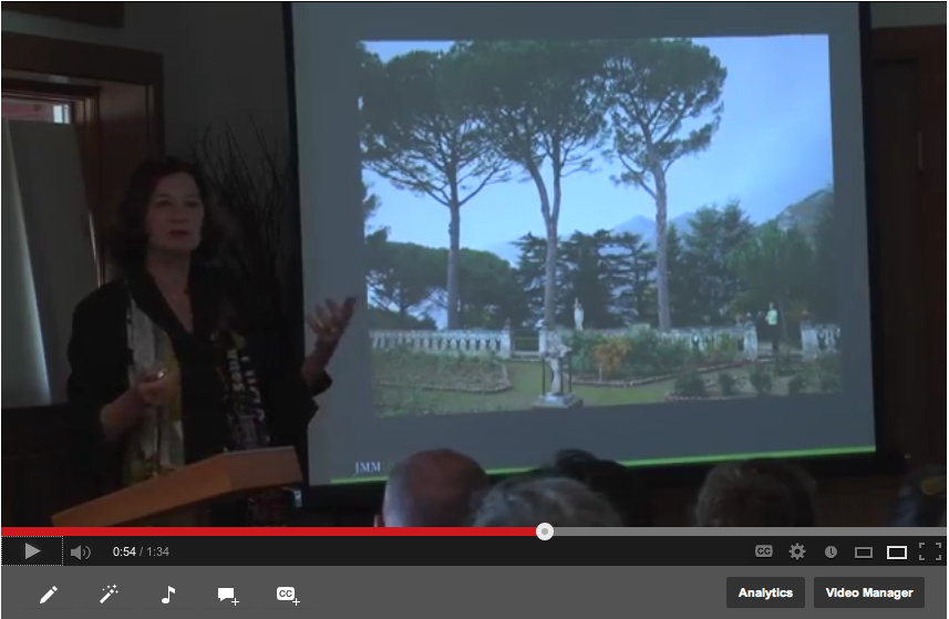Discovering your ideal landscape: Julie Moir Messervy video