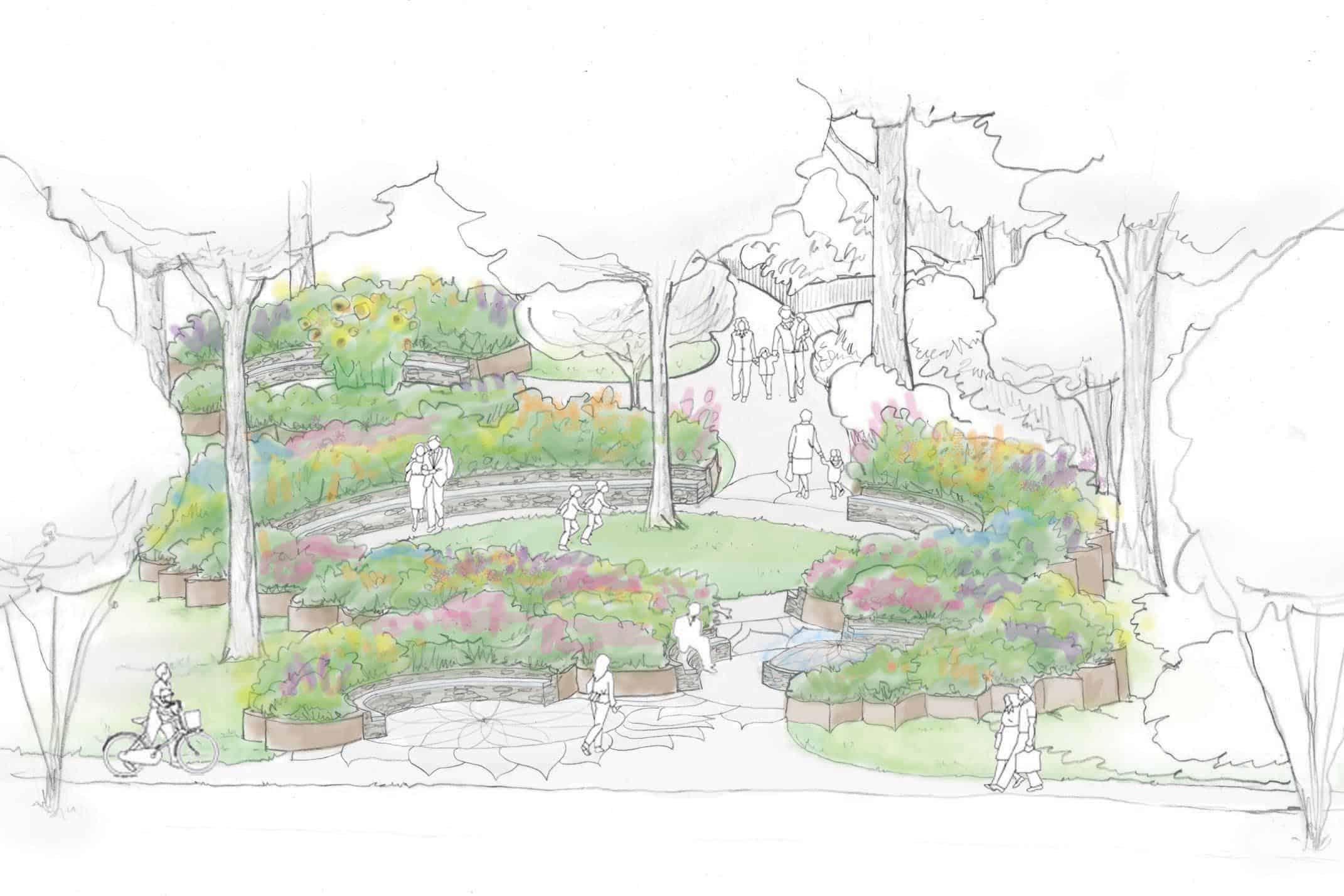 Little Falls Park - Greenville, NC - DD Axon by JMMDS