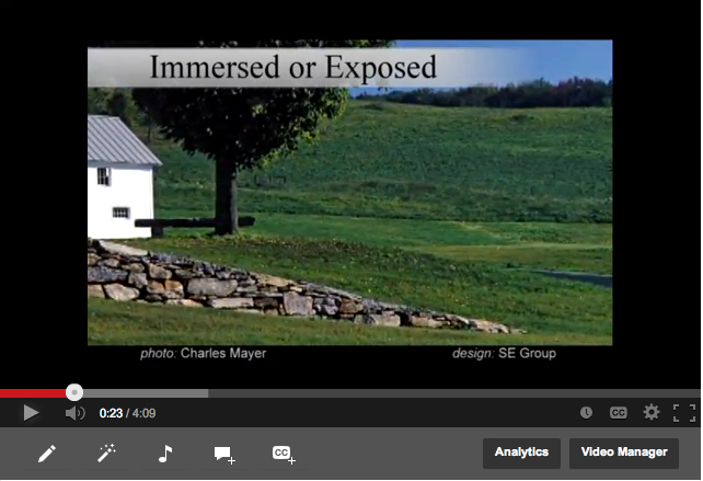 Choosing a Layout video, Landscape Design Concepts #4
