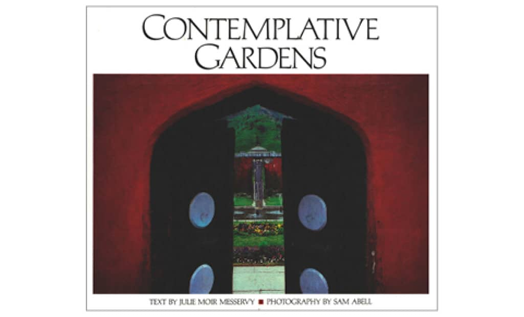 Contemplative Gardens | Book by JMM