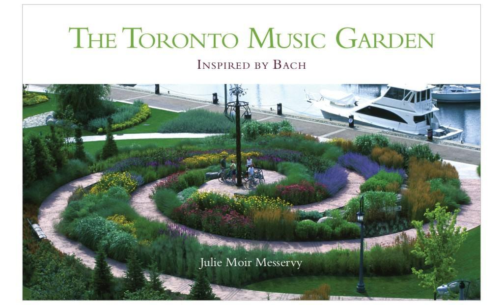 The Toronto Music Garden | Book by JMM