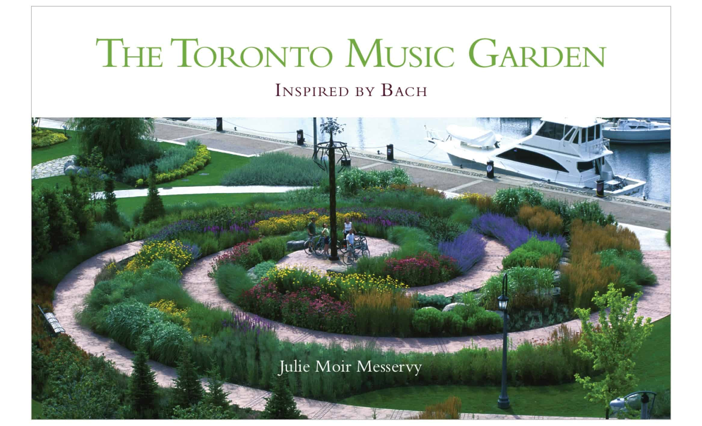 Julie moir messervy design studio the toronto music garden for The garden studio