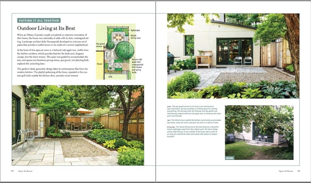 Landscaping Ideas That Work - inside pages