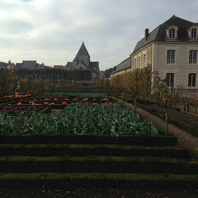 The Renaissance Kitchen Garden at Villandry