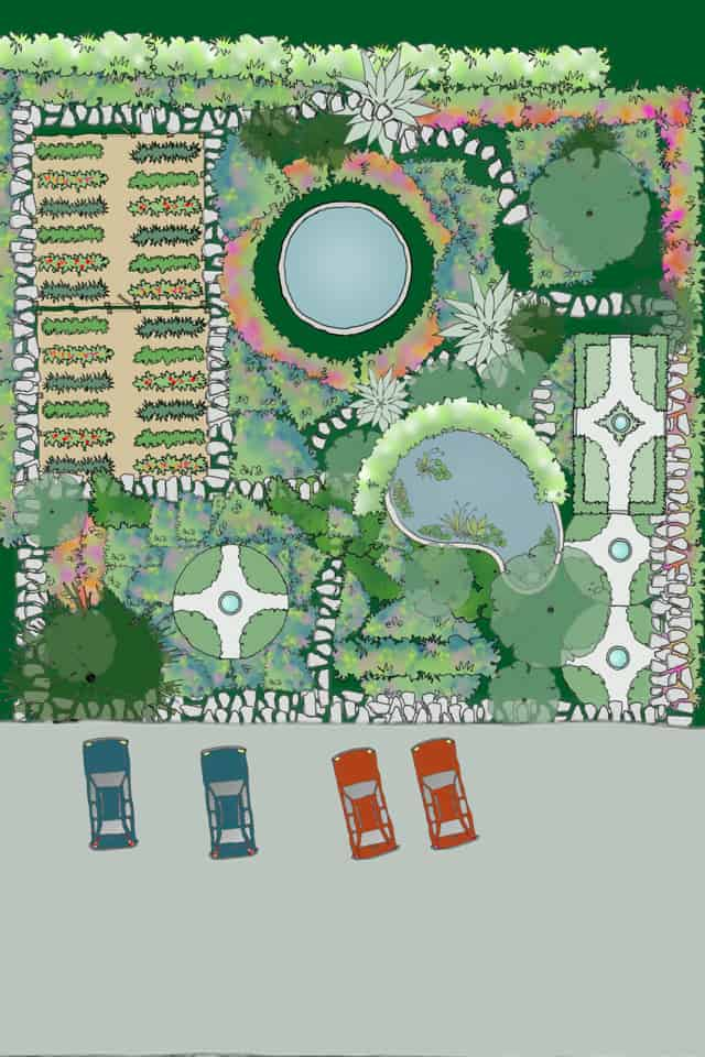 Julie Moir Messervy Design Studio Amazing Landscape