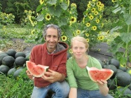 Matthew and Petra of Fruition Seeds