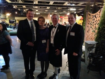 NW Flower Show owner & organizers