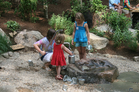Landscape Design: Children's Outdoor Play Areas