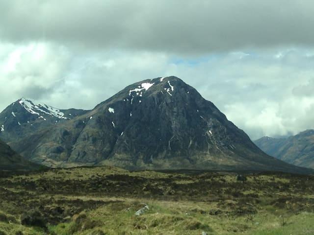 Glen Shiel, Scotland