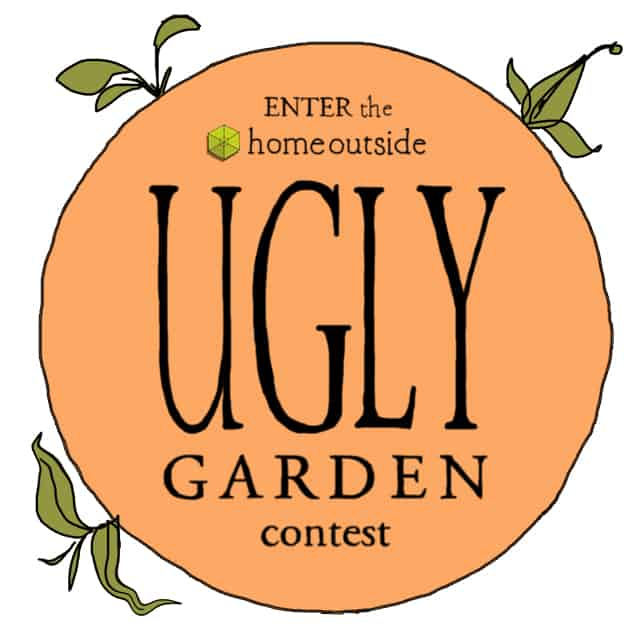 Home Outside Palette App Release & Ugly Garden Contest!