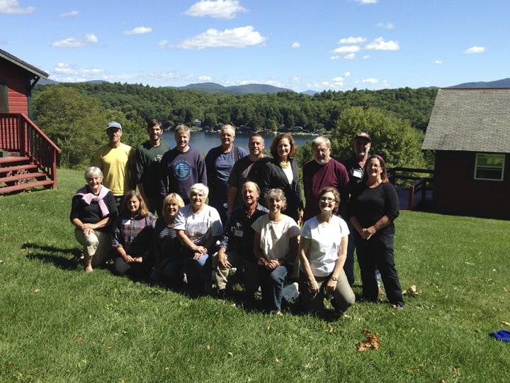 Protecting Woodlands: The Vermont Coverts Cooperator Workshop