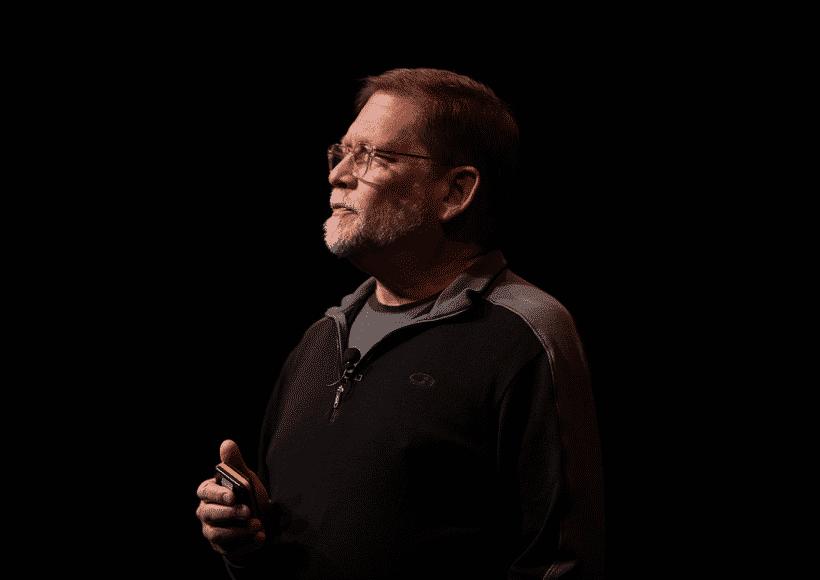 David Bolinsky at BIF 10 Summit. Photo by Stephanie Alvarez Ewens.