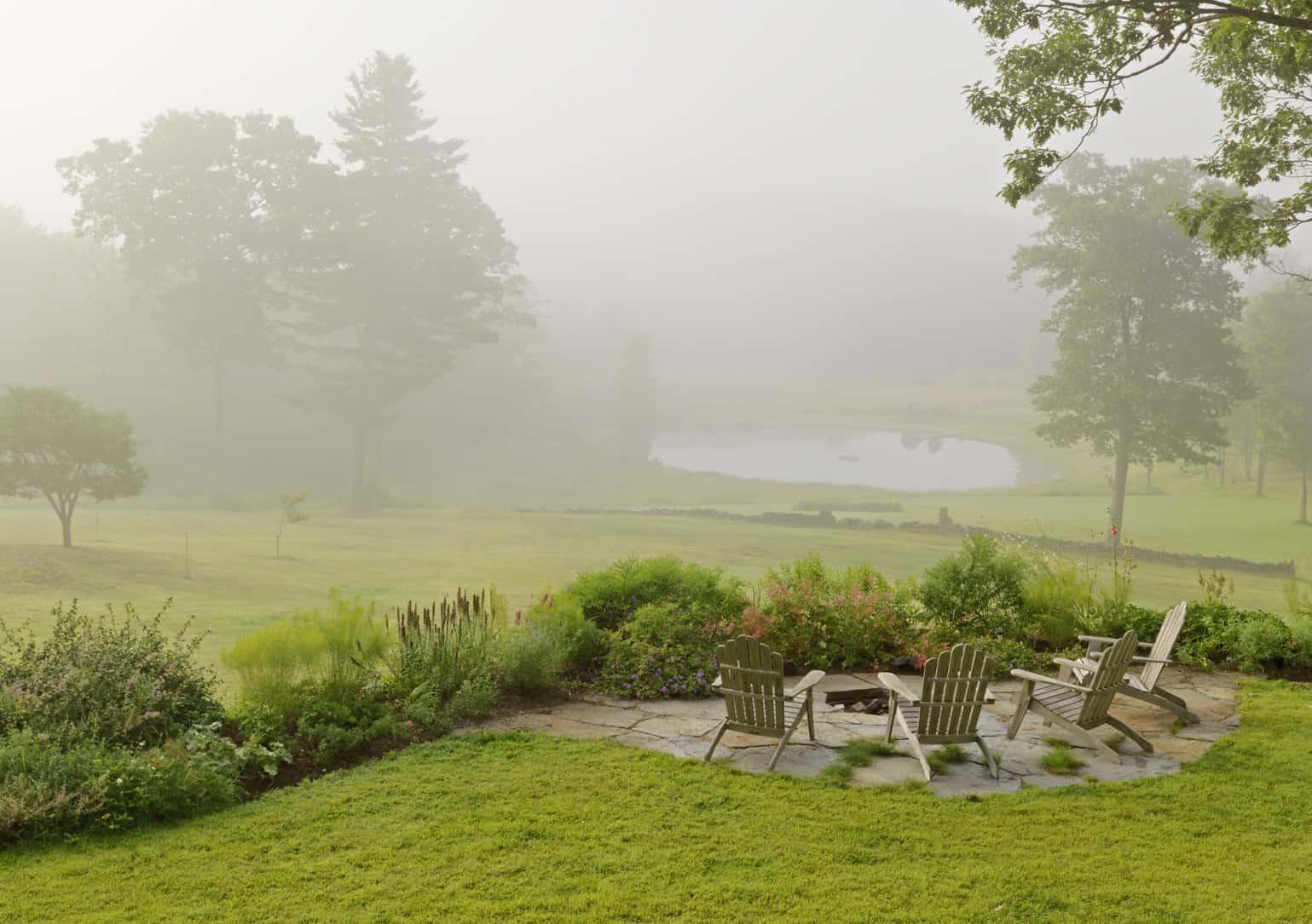 JMMDS_Terraced-Landscape-Vermont_firepit_pond