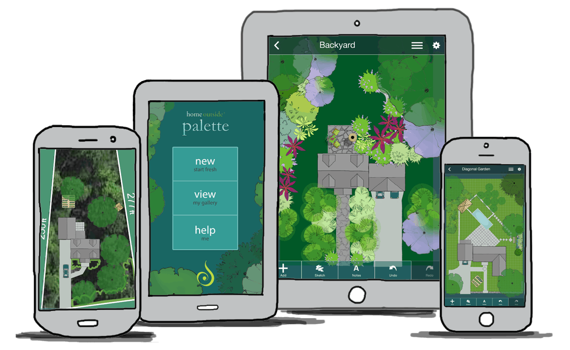 26 Original Landscape Design App For Android