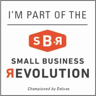 Small Business Revolution badge