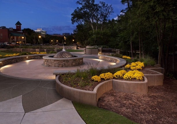 Pedrick's Garden Receives SCASLA President's Award of Excellence