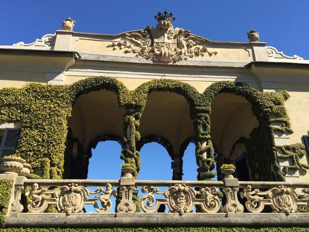 La Loggia, Villa del Balbianello