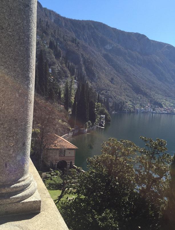 View from the Villa Monastero