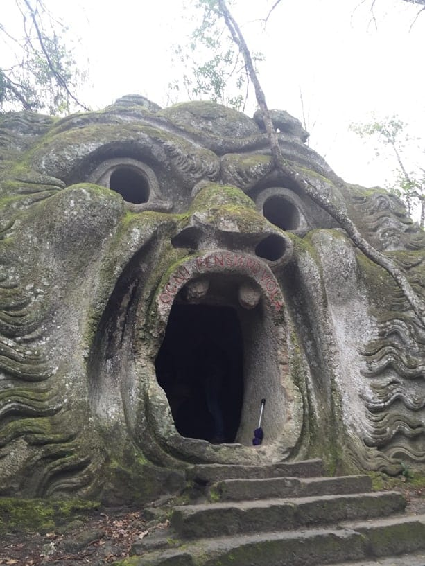 Nine Days in Italy II: The Sacred Grove of Bomarzo