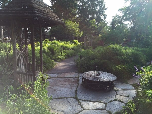 Butterfly Garden at Weezie's Garden, Mass Hort.
