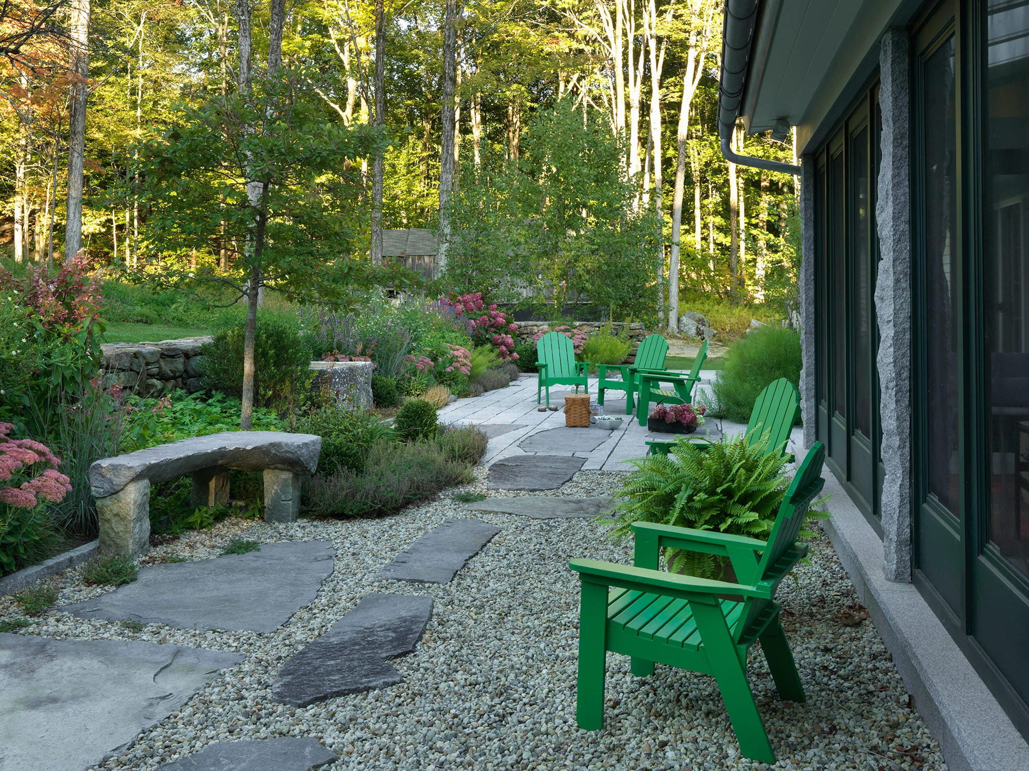JMMDS Residential Landscape Design: Monadnock Region, New Hampshire
